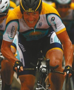 Seven-time Tour de France winner Lance Armstrong will be in Nevada City for the Nevada City Classic Father's Day, June 20.