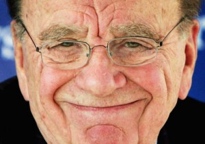 Nobody looks at Rupert Murdoch like he's a visionary anymore after how he's managed MySpace.