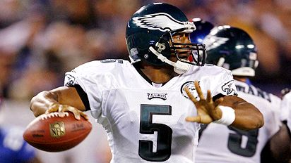 Donovan McNabb has always been consistent and now he has the weapons. Is he ready to step up?