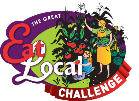 The official log for the Eat Local Challenge