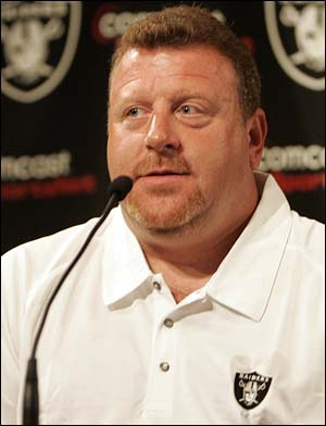 Tom Cable is changing Raiders culture. For better or worse.